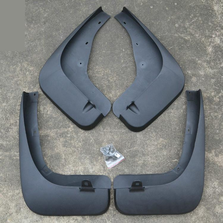 Высококачественный пластик Брызговики всплеск гвардии крыло для 2004-13 Инфинити FX35 / FX37 / FX45 / FX50 стайлинга автомобилей