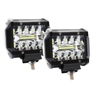 2pcs 4inch 200W CREE LED Work