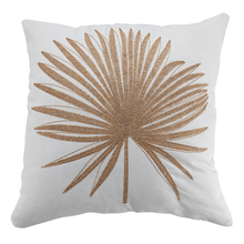Morigins 2018 New Style Fashion 45cmX45cm Square Creative Embroidered Silk Fabric Pillow Case Suede material Home Pillowcase N7