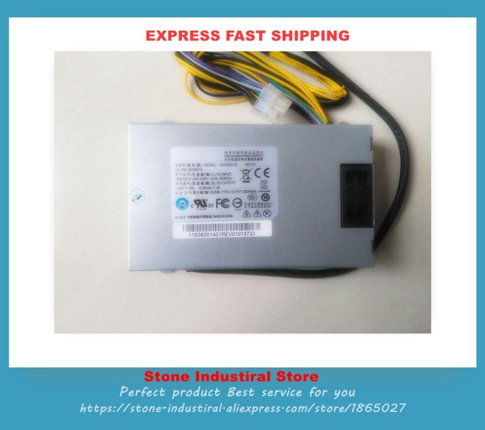 HKF2002-32 APA006 200W Pow er Sup ply 36002045 36002046 100% Tested Good Quality enhance enp 2320 power supply active barebones small 1u flex atx pow er sup ply