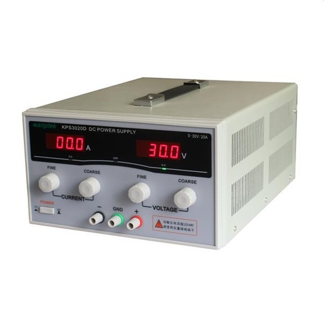 600W KPS3020D high precision Adjustable Digital DC Power Supply 30V/20A for scientific research Laboratory Switch