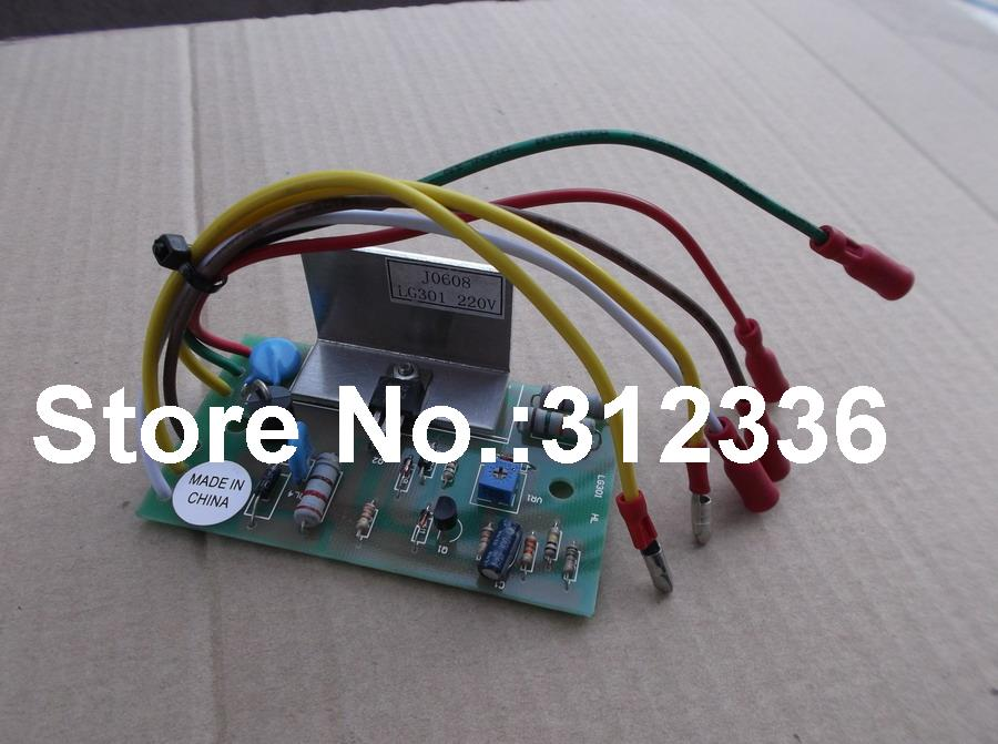 Free shipping AVR J608 LG301 220V gasoline generator Automatic Voltage Regulator suit for Robin R1200 RGV3500 and other Brand