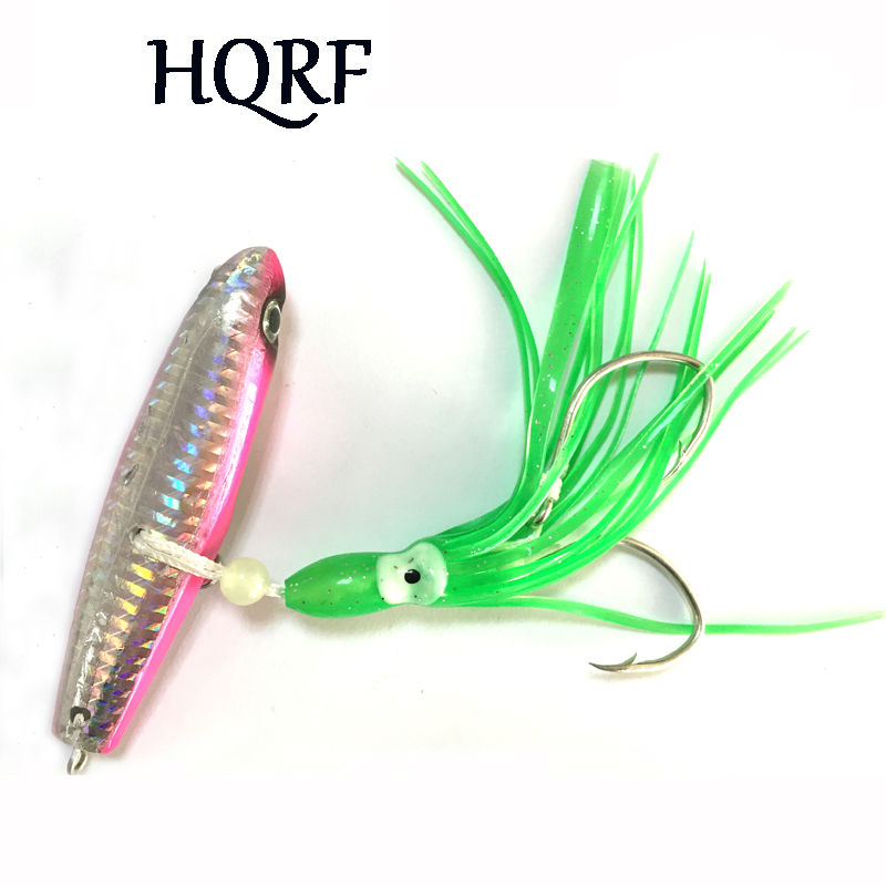 2pcs/lot Free Shipping 150g knife Jigging Metal Spoon High Quality VIB artificial bait boat fishing lures lead fish