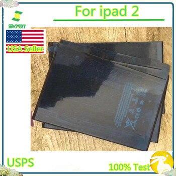 SYART Battery For ipad2 Real Capacity Mobile Phone Replacement Battery 0 Cycle Phone Battery For ipad 2 2nd A1376 A1395 6500mAh