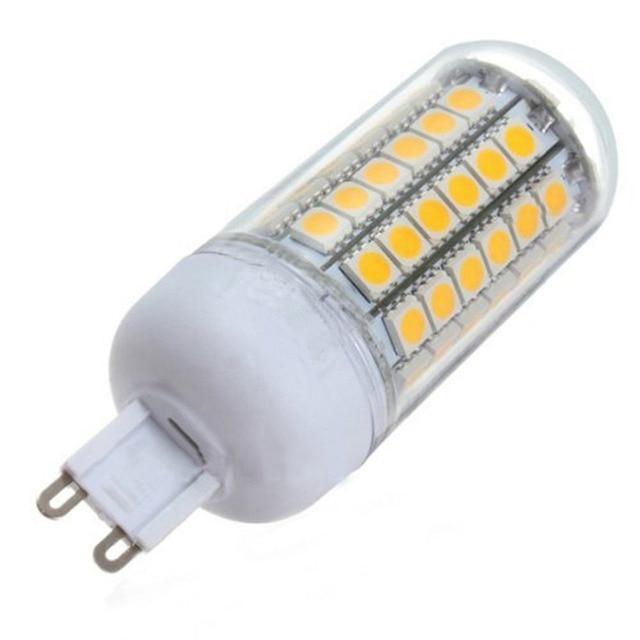 G9 8W 69 SMD 5050 LED economie d energie de Lampe Lumiere de Mais AC220 240V.jpg 640x640 5 Élégant Lampe Economique Led Ldkt