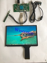 On sale Wisecoco 10.1 inch 2560X1600 2k HD screen monitor IPS DLP projector LCD display +touch scree and driver board 3d printer diy kit