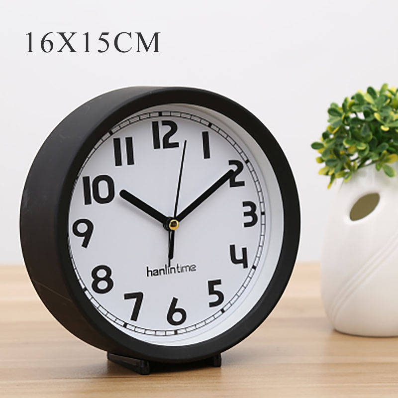 Vintage Table Clocks Small Clocks Digital Modern Table Clock Electronic Office Desk Clock Watch Office Decoration Modern WZH028