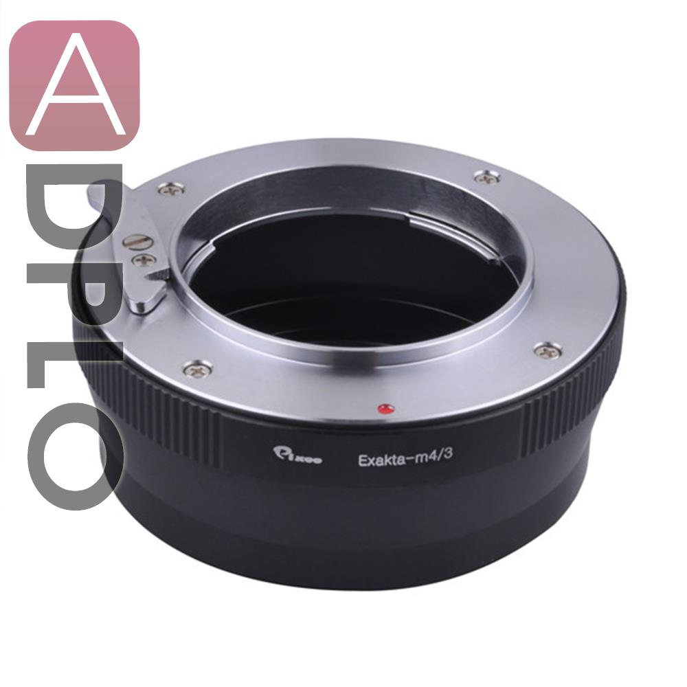 Pixco Lens Adapter Ring Suit For EXAKTA lens to Micro 4/3 M43  G6 GH2 GF3 E-P1 E-PL2 E-PL5 E-PM1 E-PL2 OM-D E-M1 E-M5 Camera