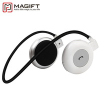 Magift3 Bluetooth Wireless Neckband Headset Sports Earphone With Micphone Handsfree StereoMusic Headsets For Smartphones