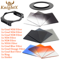 KnightX color Filter Set for Cokin P for Nikon D5300 D5200 D5100 D3300 D3200 650d 70d d7200 lenses d90 6D camera 400D D3000 52MM