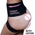 Sexy Plenitude Bundas Lifter Panty Enhancer Tummy Controle Calcinhas Tummy Controle Shapewear Corpo Shaper Nádega Elevador Shaper Sexy