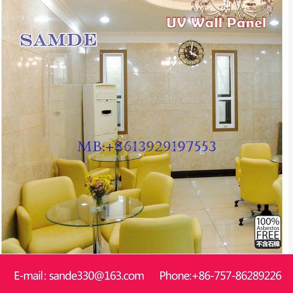 Fiber cement artificial marble wall panel for home decoration Dubai ...