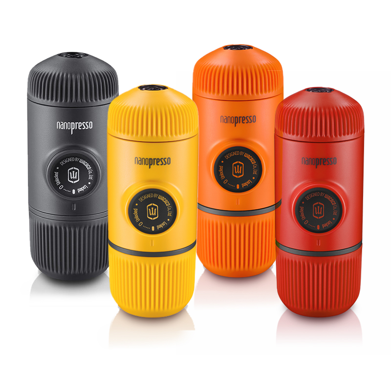 WACACO New design Nanopresso Coffee Maker Hand Pressure Portable capsules coffee machine for Nespresso Capsules green coffee bean extract 100% pure highest strength 5000mg detox colon cleanse uk premium made products vegetarian capsules one months supply