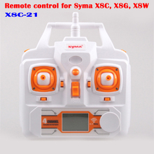 For Syma X8C/X8W/X8G Remote Controller Transmitter RC Drone Quadcopter Spare Parts Replacements