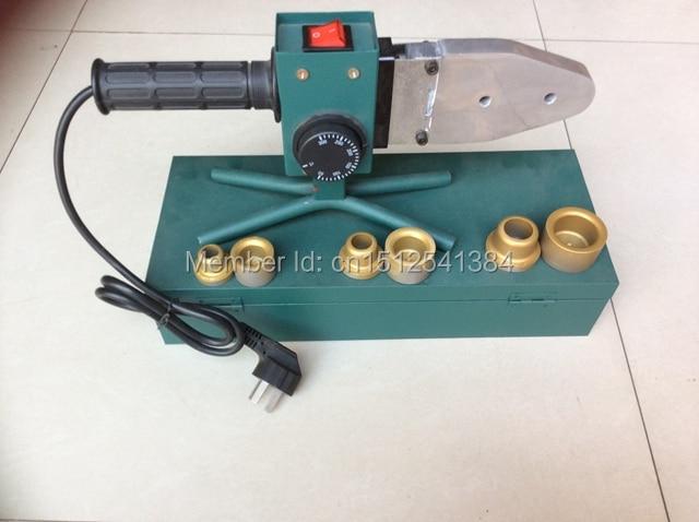 Svařovací stroj s plastickou hmotou, svářečka plastů AC 220V - Svářecí technika - Fotografie 2