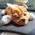 ( 10 peças/lote ) atacado de pelúcia + PP algodão para carro / cão caixa de tecido titular da China