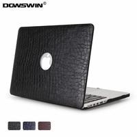 for macbook air 13 case,DOWSWIN PU matte round hole logo for macbook 13 inch hard case Anti dust for macbook air13 case A1466