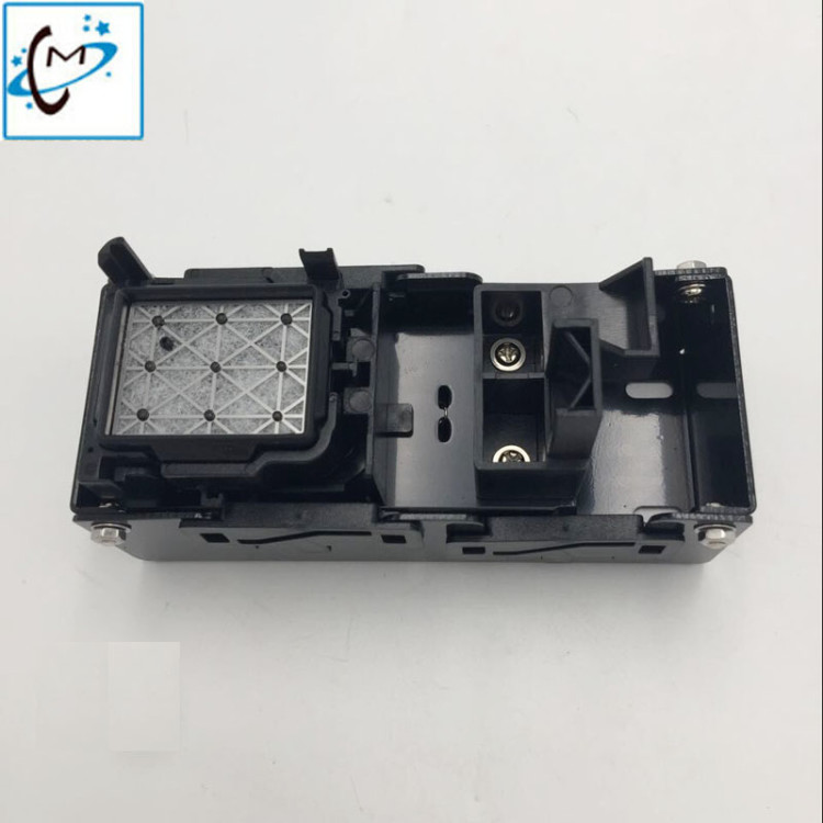 Skycolor 4180 6160 9160 eco solvent printer dx5 head capping assembly spectra Skywalker bemajet printer ink cup frame station dx5 printhead solvent sheet capping assembly of mutoh vj1604e 1604 900c solvent plotter printer cleaning capping station
