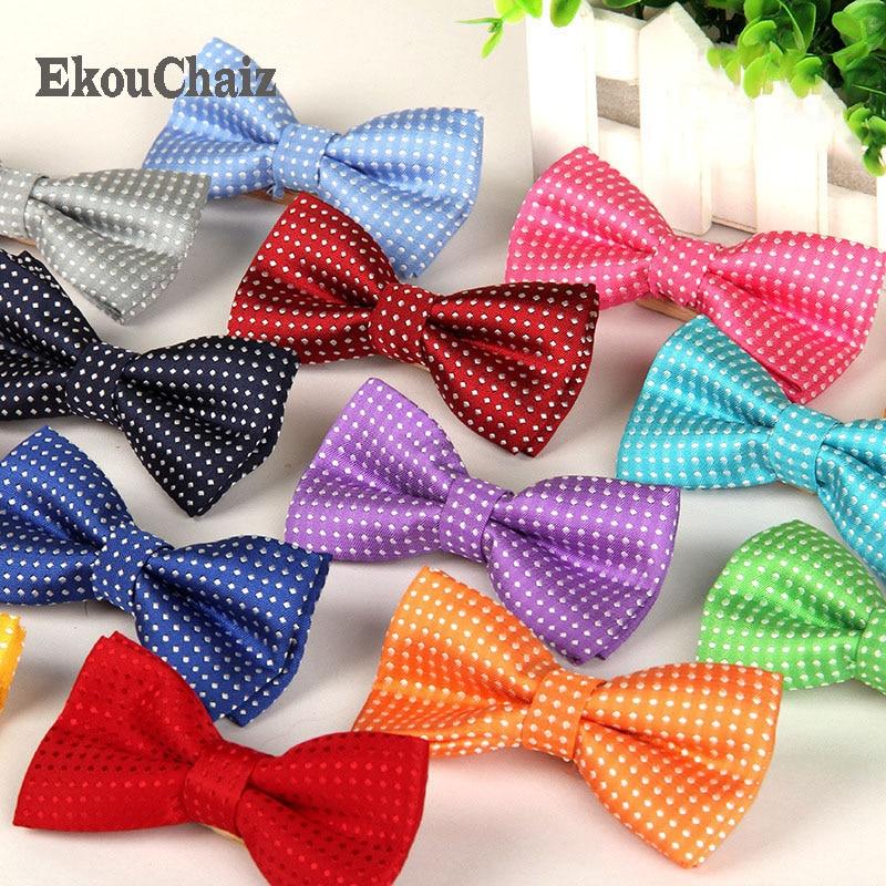 TieMart Navy Blue Clara Paisley Self-Tie Bow Tie