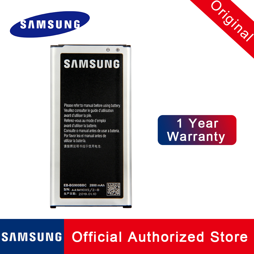 Samsung Battery For G900 NFC Original 9008W 9006V S5