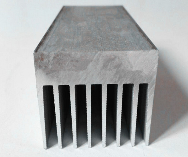 Fast Free Ship Custom Heatsink 56*40*150mm Aluminum radiator цена 2017