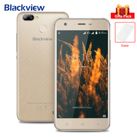 Blackview A7 Pro 4G Mobile Phone 5 0 Android 7 0 Quad Core 8MP 0 3MP