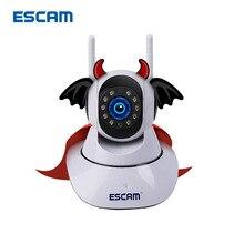 Escam G02 IP Камера Wi-Fi 720 P Товары теле- и видеонаблюдения видеокамеры для телефон max 128 г карты домашнего видео Wi-Fi Камера мини безопасности kamera
