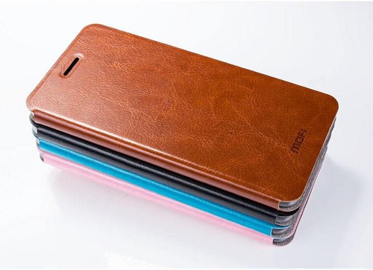 for Lenovo Vibe P1 Original MOFI Rui Series Slim PU leather case for ... 0f4b98de699