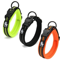 Reflective Safety Buckle Collar With Bell For Pet Dogs Cats Puppy Kitten Lovely Necklace Collars Pet