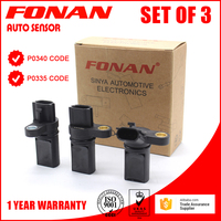Good A Set Of Three Engine Camshaft Position Sensor For NISSAN INFINITI 23731AL60A 237316J90B 23731AL60C 23731AL606