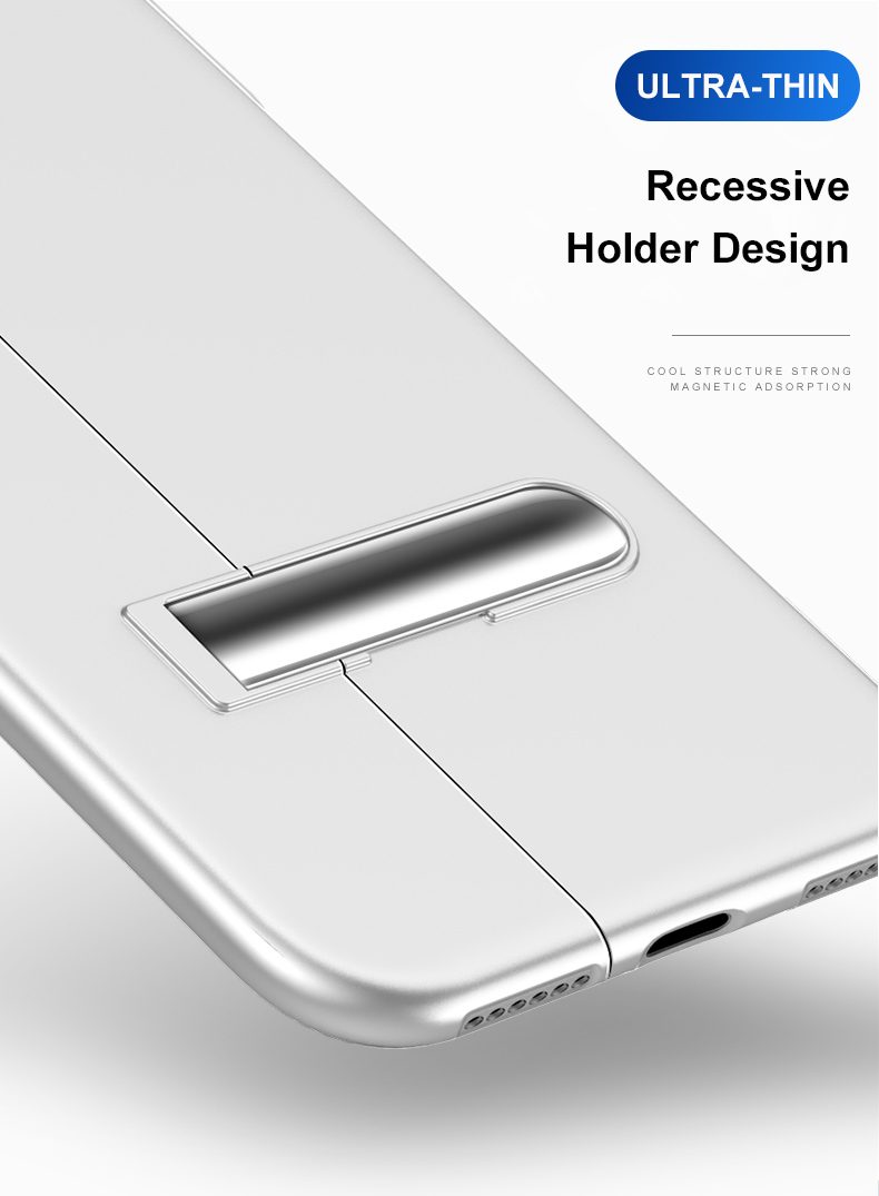 super popular f53d8 18381 Strong Magnetic Adsorption Phone Case For iPhone XS Max XR - The ...