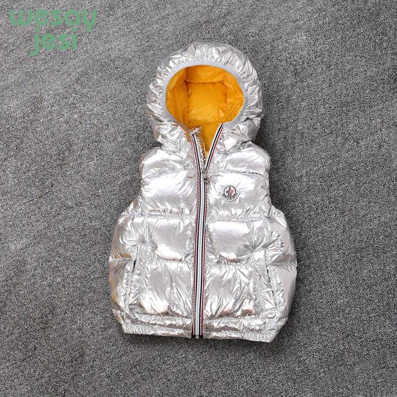 Enfants gilet pour les filles Hoodies Veste Chaude Bébé Vêtements garçon Survêtement Manteaux Enfants Vestes Automne Hiver Épaissir Gilets