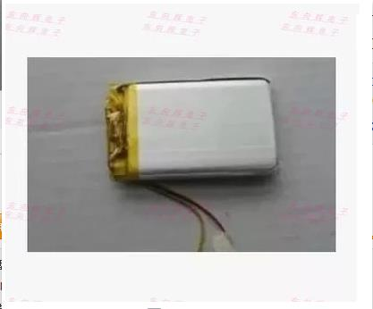 EBook 3.7V lithium polymer battery 503442 800MA Car Navigator game machine MP5 Rechargeable Li-ion Cell Rechargeable Li-ion Cell