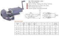 QH200 machine vises tools