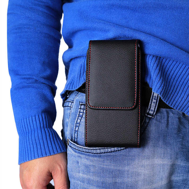 Cellphones & Telecommunications Phone Pouch Considerate Universal Lichi Leather Phone Pouch Case For Irbis Sp571 Sp552 Sp517 Sp514 Sp401 Sp453 Sp511 Sp551 Sp550 Cover Belt Clip Holster
