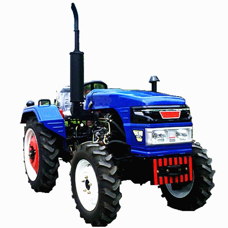 Electric Farm Kubota 4x4 Mini Tractor Price For Sale In