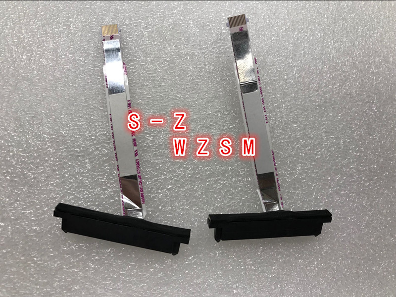 WZSM New Sata Hard Drive Connector Cable For HP 15 AQ002LA HDD Cable 856788 001