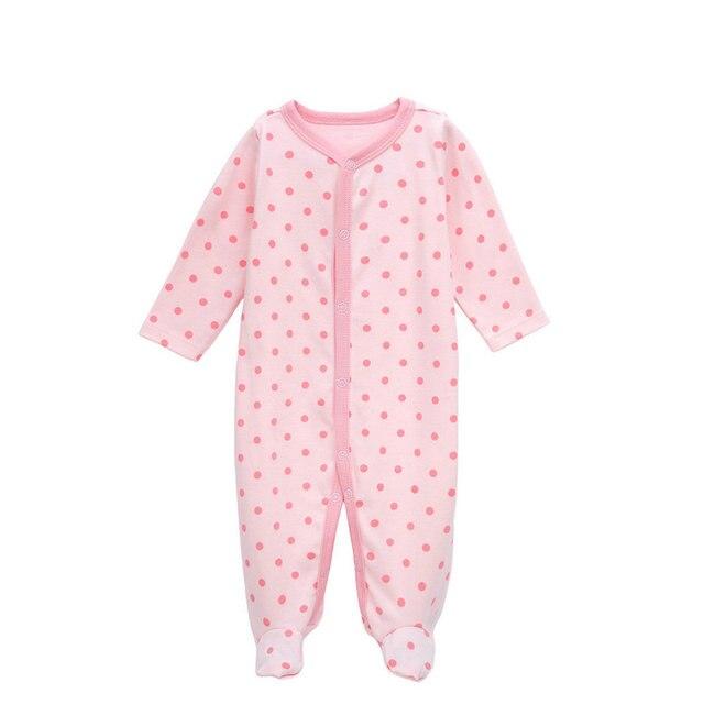 55d1283e9fb2c 4 Pcs/set tender Babies fashion romper girl cotton clothes newborn ...