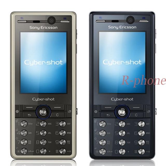 Originale Per Sony Ericsson K810 K810i GSM 2G Sbloccato Il Telefono Mobile 3MP Ristrutturato Cellulare
