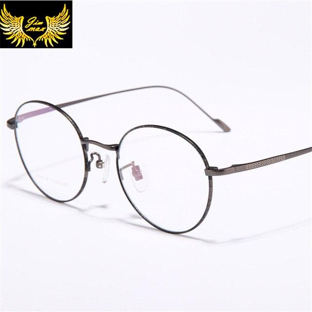 b5dfa6844a9c1 2017 Qualidade Das Mulheres Dos Homens de Estilo Rodada Moda Óculos de  Leitura Presbiopia Óculos Multifocal