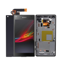 Original For SONY Xperia Z5 Compact LCD Display Touch Screen Digitizer For Sony Z5 Mini E5823 E5803 Screen Display  With Frame