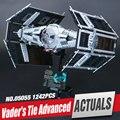 Vader Lepin 05055 Serie Star El Rogue Uno USC EMPATE Avanzado Conjunto Luchador Bloques de Construcción Ladrillos Niños Juguetes de Regalo 10175