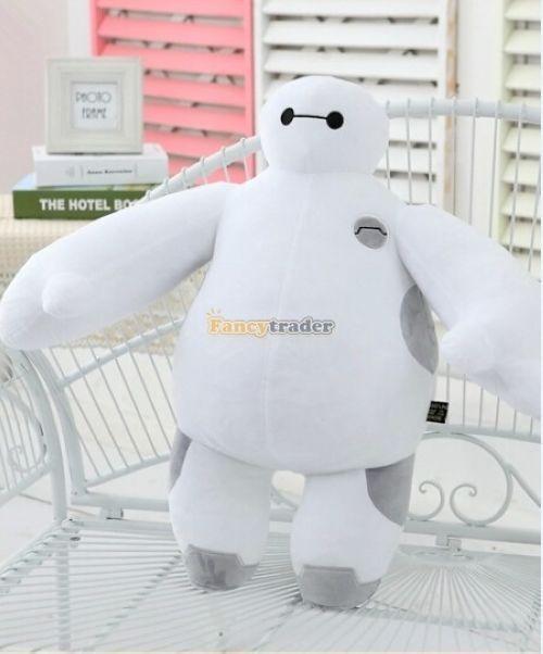 Fancytrader 59\'\' 150cm Biggest Giant Plush Stuffed Baymax Big Hero 6 Stuffed Toys, Free Shipping FT90511 (3)