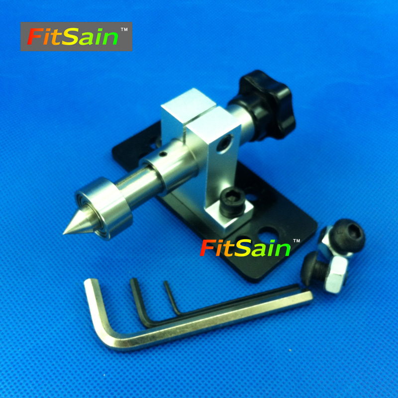 FitSain--Adjustable Precision live center for cnc lathe machine Revolving Centre DIY accessories for Mini lathe gktools live centre rotation center cone z019 used for mini multifunction lathe