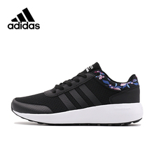 Authentic New Arrival 2017 Adidas NEO Label CLOUDFOAM RACE Women's Skateboarding Shoes Sneakers