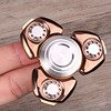 2017 New Hand Finger Spinner Fidget Stress Toys Metal 606 Ceramic Bearing 8 Minutes Long Time