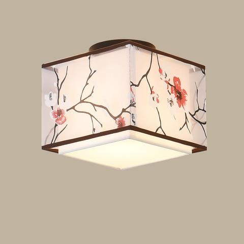 lampada do teto led chinesa estilo tradicional vela para o quarto luminarias para teto para