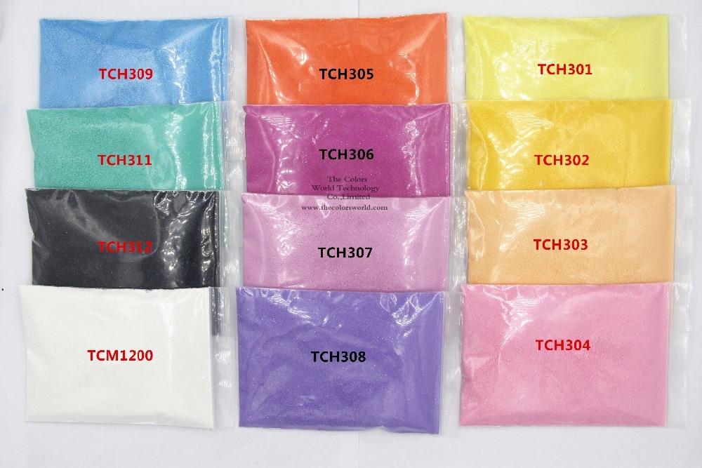 tct 026 12 cores matte 0 2mm 008 tamanho solvente resistente glitter para unhas gel unha