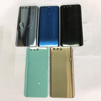 Original New Arrival For Hauwei Honor 9 Glass Battery Back Cover 5 15Inch Honor 9 Honor9