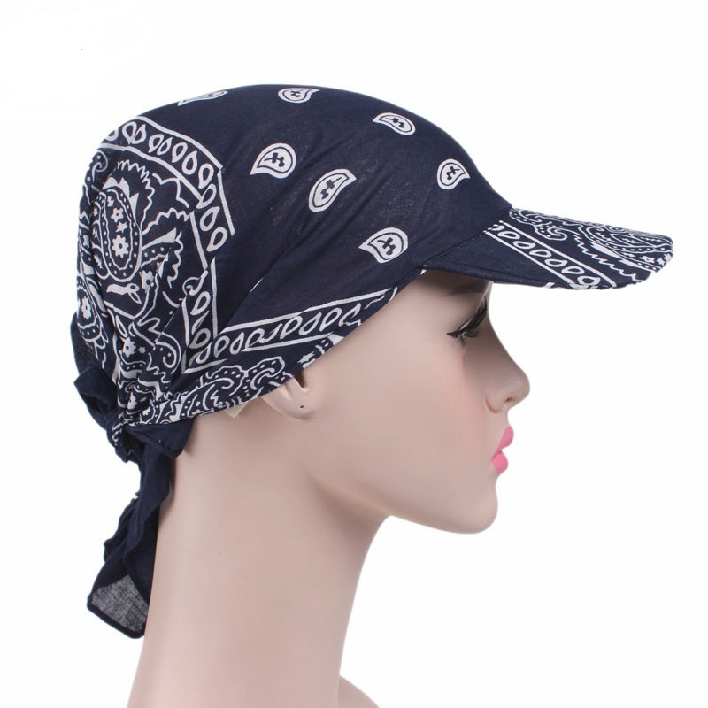 120pcs/lot cotton Paisley Bandanna Cap/doo rag Scarf Head Rap Tie ...